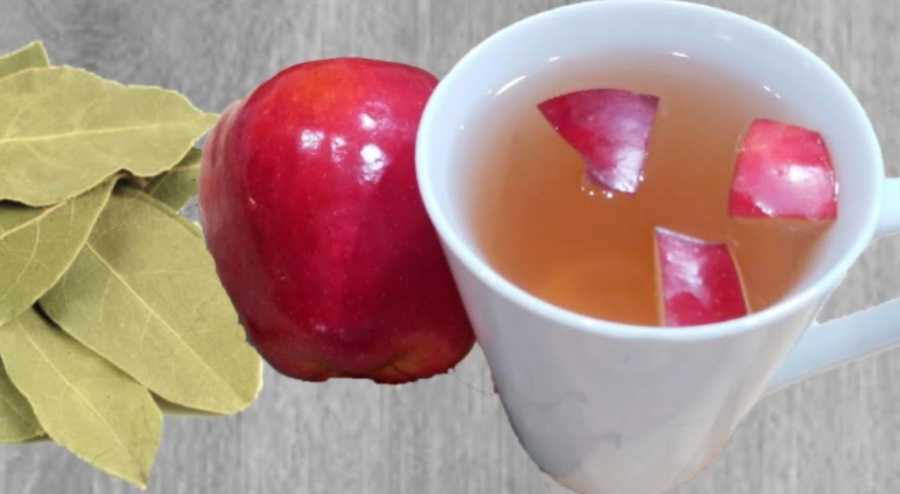 Uvařte jablko s bobkovým listem a nepotřebujete léky z lékárny: Fantastická  přírodní medicína pro celkové zdraví! – Třesk.cz